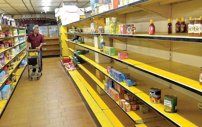Rumo ao estado fracassado: quando uma nação vai a falência como na Venezuela